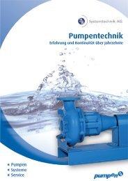 Pumpentechnik - pumpen-3s.ch