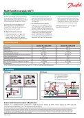 Multifunktionsregler für Wohnungsstationen - Danfoss - Seite 2