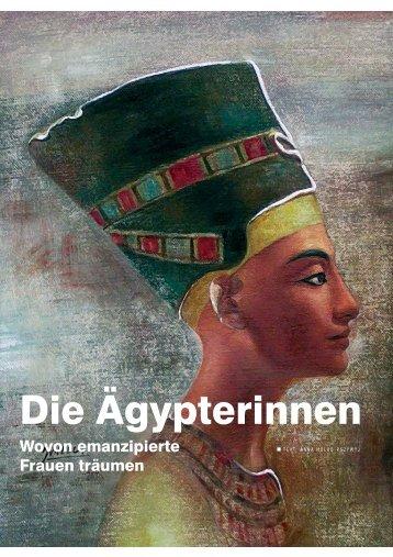 Die Ägypterinnen - Abenteuer Philosophie