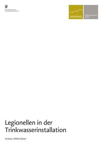 Legionellen in der Trinkwasserinstallation - Legionellen.ws