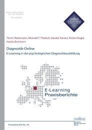 Praxisbericht 25 - ERCIS