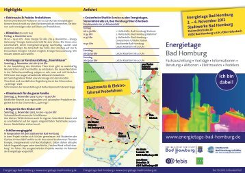 Download Programm-Flyer - energietage bad homburg