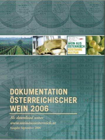1 Das Weinland Österreich - Österreich Wein