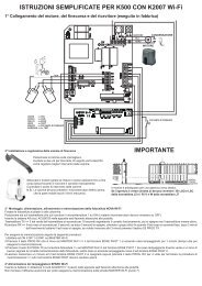 Istruz rapide K500 Wi-Fi CVA1983 rev01.indd