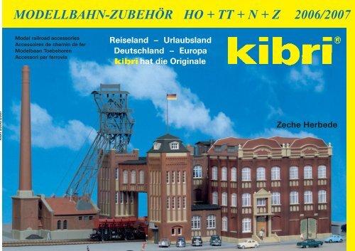 "Kibri 9529 Bahnhof /""Blankenberg/"""