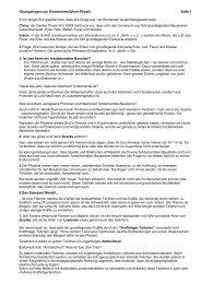 Übungsfragen zur Elementarteilchen-Physik Seite 1 1.Vor langer ...
