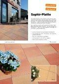 Saphir - Pflastersteine von Niemeier - Seite 7