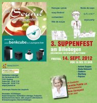 3. SUppenFeSt