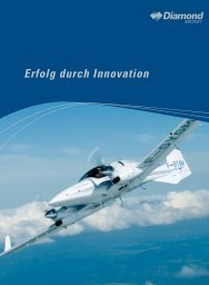 Erfolg durch Innovation - Diamond Air