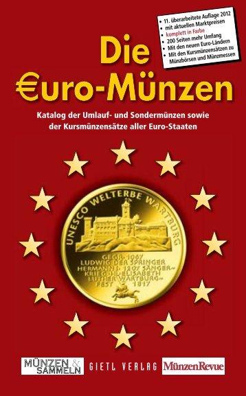 Die Euro-Münzen - Gietl Verlag