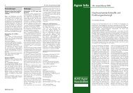 Agrar Info - Agrar Koordination
