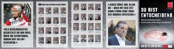 Schiedsrichterkampagne - EHC Frauenfeld