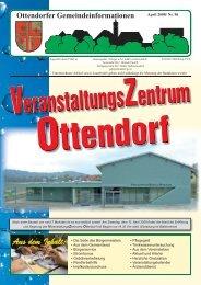 April 2008 / Nr. 96 (4,53 MB) - Ottendorf an der Rittschein