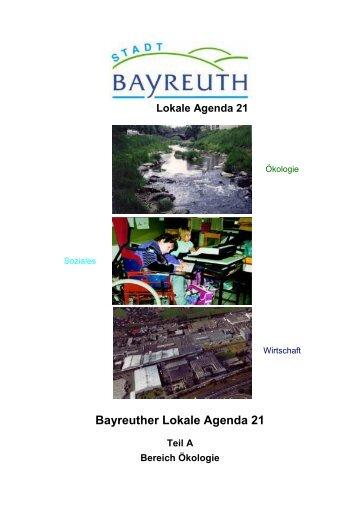 Lokale Agenda 21 - Stadt Bayreuth