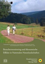 Besuchermonitoring und ökonomische Effekte in Nationalen ...