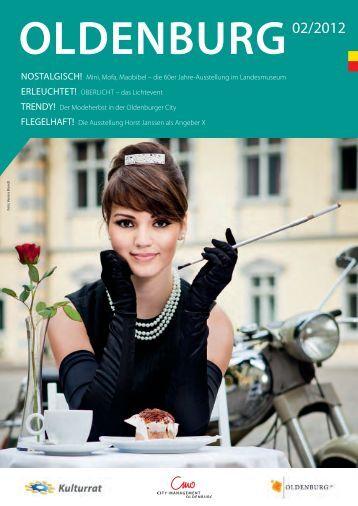 Oldenburg Magazin, Ausgabe 2/2012 - CMO