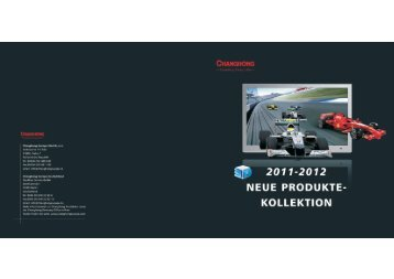 Katalog - Changhong