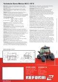 ref flugblatt folder metrac hx de 1008.indd - Wim van Breda BV - Seite 2