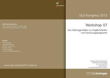 07 Workshop