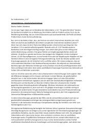 """Zur Volksinitiative """"1:12"""" Lohnverhältnisse ... - Markus Stadler"""