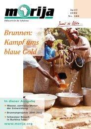 Brunnen: Kampf ums blaue Gold - Morija