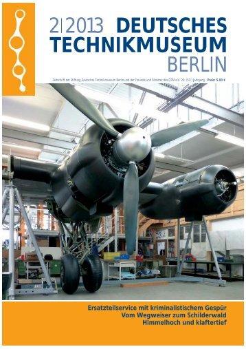 Leseprobe 2|2013 (PDF) - Deutsches Technikmuseum