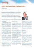 Den IT-Startup erfolgreich finanzieren Starmind ... - jan.fuelscher.ch - Seite 2
