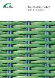 Geschäftsbericht 2011 - NAB-2 Futura Vorsorge