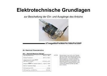 Elektrotechnische Grundlagen - Attraktor Wiki
