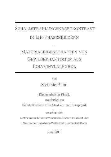 My Title - Gruppe - AG Maier - Universität Bonn