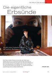 07/2011 Die eigentliche Erbsünde (PDF) - Gabriele Palm