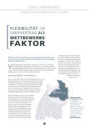Geschäftsbericht 2012/2013: Bericht der ... - Südwestmetall