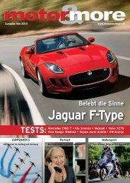 Jaguar F-Type - Motor & more