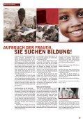 Hunger und Durst nach Bildung - TearFund - Seite 3