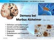 Demenz - alexander-joerk.de