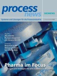 Pharma im Focus - Siemens