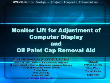 Monitor Lift for Adjustment of Computer Display Oil Paint Cap ...