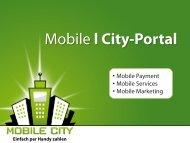 Mobile l City-Portal - Mobile City GmbH