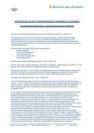 BetrAVG.pdf - Mittelstand und Familie