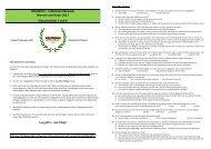 Aufgaben und Lösungen Klassen 5 und 6 - INKAS-Berlin