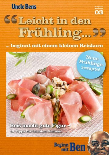 Magazin 03 - Uncle Bens