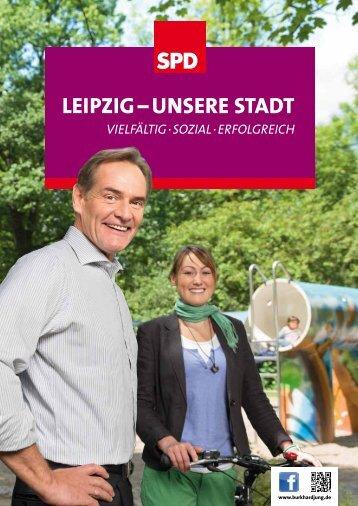 Programm Leipzig 2020 - Burkhard Jung