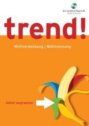 trend - Landkreis Bayreuth