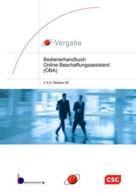 E-Vergabe Online