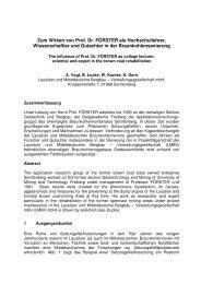 Ehrenkolloquium - Biug Geotechnik