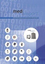 Prospekt: medimport - mediaspects gmbh