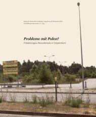 Probleme mit Polen? - RAA Mecklenburg Vorpommern