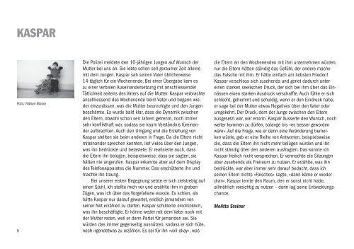 Jahresbericht 2012 - Pinocchio
