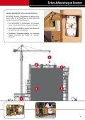 Sichere Aufbewahrung auf der Baustelle - Ridgid - Seite 3