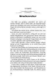 Leseprobe (2. Band: 6. Kapitel, Drachenreiter) - Winterland